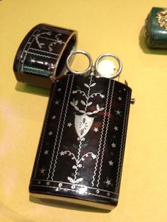 Dressed in Time: Two 18th Century Etui Cases