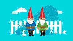 Image result for garden gnome illustration