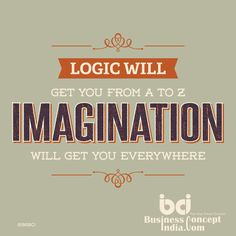 Imagination will take you everywhere.. #GoodMorning