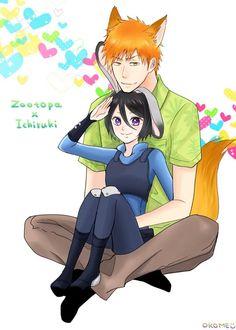 Bleach Ichigo And Rukia, Boy Or Girl, Tumblr, Cats, Manga, Anime, Fictional Characters, Places, Gatos