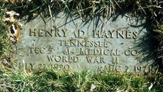 """Henry D. Haynes - Comedian. Known as """"Homer"""" of the country comedy duo """"Homer And Jethro."""""""