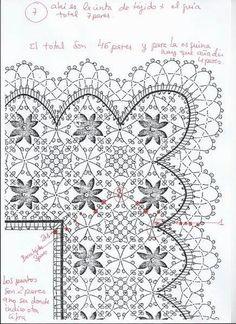 Irish Crochet, Crochet Shawl, Bobbin Lace Patterns, Crochet Patterns, Bobbin Lacemaking, Lace Art, Parchment Craft, Point Lace, Crochet Diagram