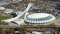 Olympic Stadium Montreal, Quebec, Canada