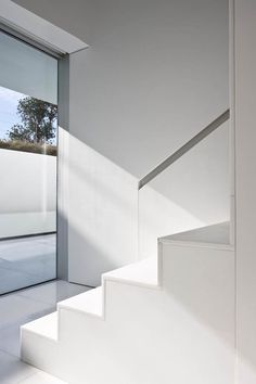 Fran Silvestre Arquitectos | Atrium House in Valencia, Spain