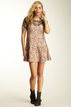 Free People Beautiful Dream Lace Dress, 49$, by Peace, Love & Spring Favorites on @HauteLook