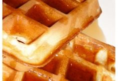 Waffles :: Ohio Amish Country Recipes. LeeAnn Miller. Miller Haus. Breakfast.
