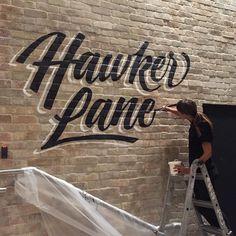 Hawker Land by Gemma O'Brien