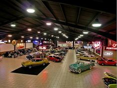 Car Collectors: Get Revved Up for Ultimate Garages (Cars, Too!) | Zillow Blog