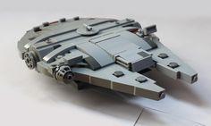 Lego - Millennium Falcon - Instructions