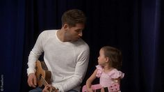 """S6 Ep11 """"Daddy's Girl"""" - Ben, you can sing to us any day.  #BabyDaddy"""