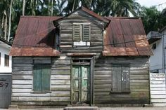 Paramaribo Architecture | Paramaribo | Travel Story and Pictures ...