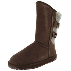 699c45264c287d BooRoo Womens Kit Suede Winter Snow Boot Shoe HickoryTaupe US 11     Find  out more about the great product at the image link.(This is an Amazon  affiliate ...