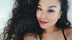 Makeup of the Day: HOT PINK by syuen. Browse our real-girl gallery #TheBeautyBoard on Sephora.com & upload your own look for the chance to be featured here! #Sephora #MOTD