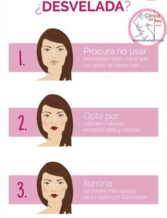 Noche dificil???  Clinica del Rey te da 3 tips para mejorar tu apariencia y no lucir desvelada!!!