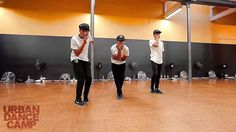 "Quick Crew ft. Bam Martin :: ""Found My Smile Again"" (Choreography) :: Urban Dance Camp 2013"