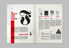 a+mag • Tabloid by Vanessa Farano, via Behance