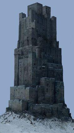 Ideas For Medieval Fantasy Art Castles Inspiration Fantasy City, Fantasy Castle, Fantasy Places, Medieval Fantasy, Fantasy World, Dark Fantasy, Fantasy Concept Art, Fantasy Artwork, Environment Concept Art