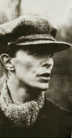 David Bowie - man of the people style