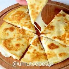Tortilla z serem