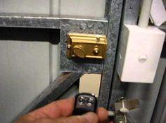 Advance Features Of Garage Doors Security