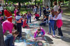 """Ziua Copilului va fi sarbatorita si la Lugoj. Cei mici sunt asteptati, in Parcul """"George Enescu"""""""