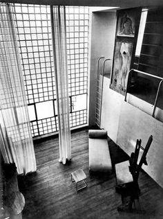 b22-design: Casa para un artista en Milan - Giuseppe Terragni - 1933
