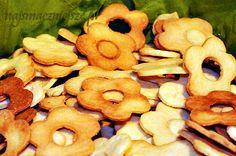 Ciasteczka maślane / Butter cookies