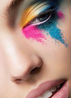 pastel makeup        #beauty #makeup