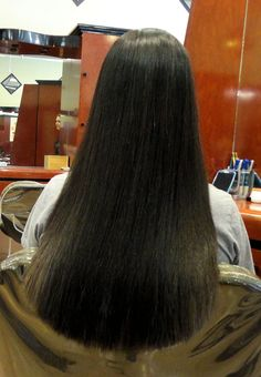 Best Japanese Hair Straightening Results Orange County