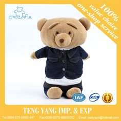High Quality Eco-friendly Soft Touch Teddy Bear Toy With Clothes , Find Complete Details about High Quality Eco-friendly Soft Touch Teddy Bear Toy With Clothes,Teddy Bear With Clothes,Teddy Bear With Clothes,Teddy Bear With Clothes from -Shaoxing Teng Yang Imp. & Exp. Co., Ltd. Supplier or Manufacturer on Alibaba.com