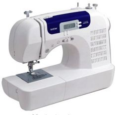 This is my machine.  Amazon: Brother Computerized Sewing Machine