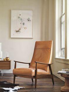 Milo Baughman Recliner 74  #dwr #livingroom #dwrLivingRoomSale