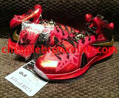 new arrivals f5bda d706f Champion Nike LeBron 10 Elite 2x Pack Nya Balansskor, Nike Lebron,  Basketskor, Air