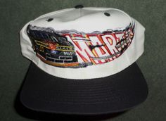 Men s Vintage WINN DIXIE MARK MARTIN Embroidered NASCAR Hat ae0388b809fe