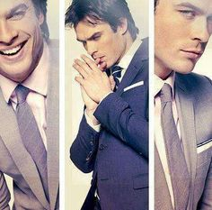 Ian Somerhalder = Best choice to play Christina Grey!