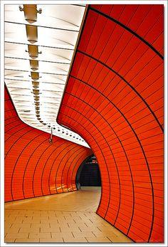 Tube Interior. @designerwallace