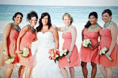 I love these bridesmaid dresses. this is the perfect one...