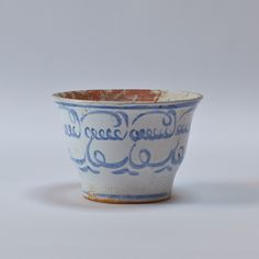 Quentin Bell's Early ceramics pottery Ceramic Cups, Ceramic Art, Paint Garden Pots, Vanessa Bell, Bloomsbury Group, Clay Cup, Plates And Bowls, Decorative Objects, A Table