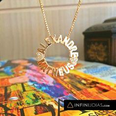 9669e2d5c2ecd Pingente personalizado Mandala em ouro 18k e diamantes! INFINI Joias   beinfini