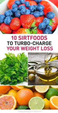 Day 12 sirt diet sirt pinterest food clean eating and recipes 10 sirtfoods to turbo charge your weight loss plus what is a sirt diet forumfinder Images