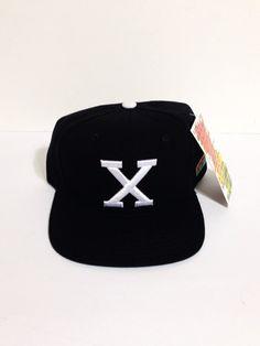 25742d30e23 Vintage 90s Malcolm X Brotha Man Hip Hop Deadstock Snapback Hat on Etsy