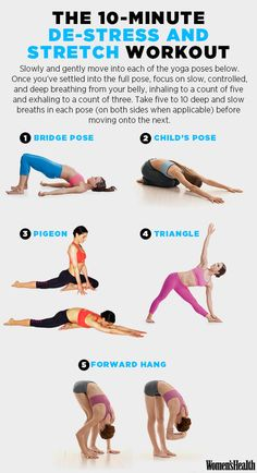 10 Minute Yoga Workout