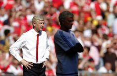 Community Shield - Wenger 1 /  Mourinho 0 - http://www.europafoot.com/community-shield-wenger-1-mourinho-0/