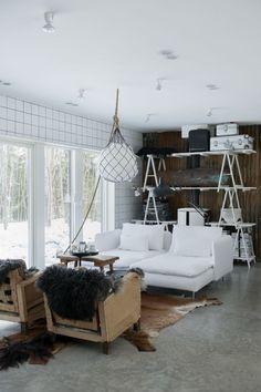 Villa_stoor_plåtvägg_plaza_reportage_Styling_maliin_stoor_kaklade_väggar http://www.qreate.se/villa-stoor-i-plazainteror/