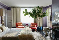 Inside+Marisa+Tomei's+Utterly+Arty+Manhattan+Apartment+via+@MyDomaine