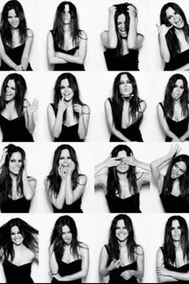 the many faces of Rachel Bilson