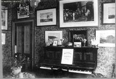 """""""Housing Interior, Victorian drawing room"""" Manchester"""
