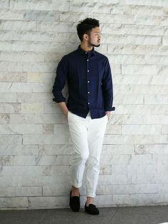 Men S Fashion Week Refferal: 7741250508 Mens Office Fashion, Mens Fashion 2018, Casual Fall, Men Casual, Japanese Streetwear, Japan Outfit, Casual Looks, Shirt Style, Menswear