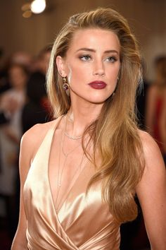 Amber Heard and 20 more of the best beauty looks at the 2016 Met Gala.