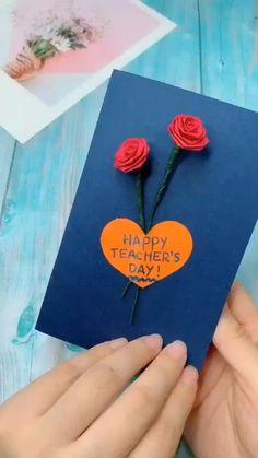 Cool Paper Crafts, Paper Crafts Origami, Origami Art, Fun Crafts, Oragami, Diy Origami Cards, Origami Gifts, Diy Paper, Diy Crafts Hacks